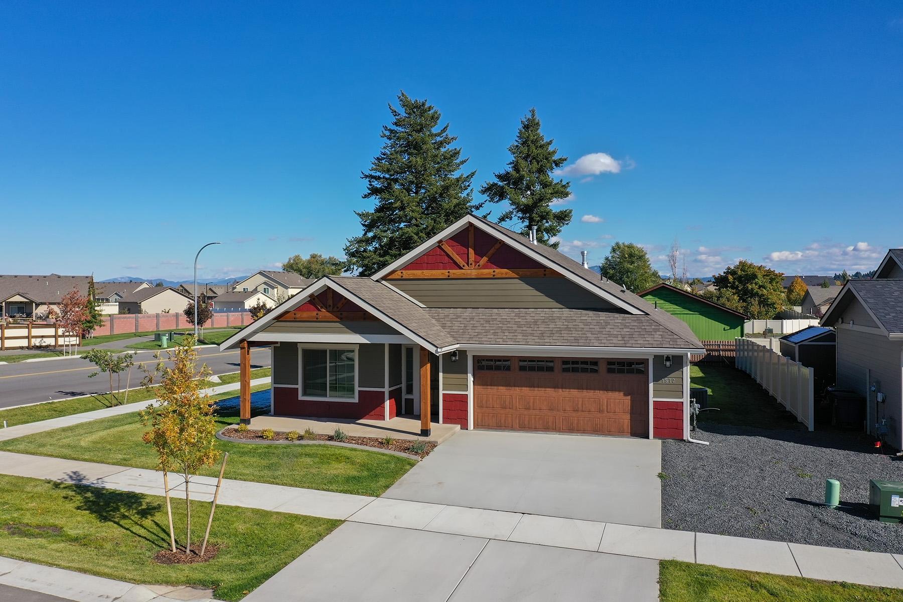 1572 N Fordham St Post Falls Idaho 83854