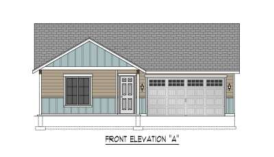 224 W Tennessee Ave Post Falls Idaho 83854 3D Model